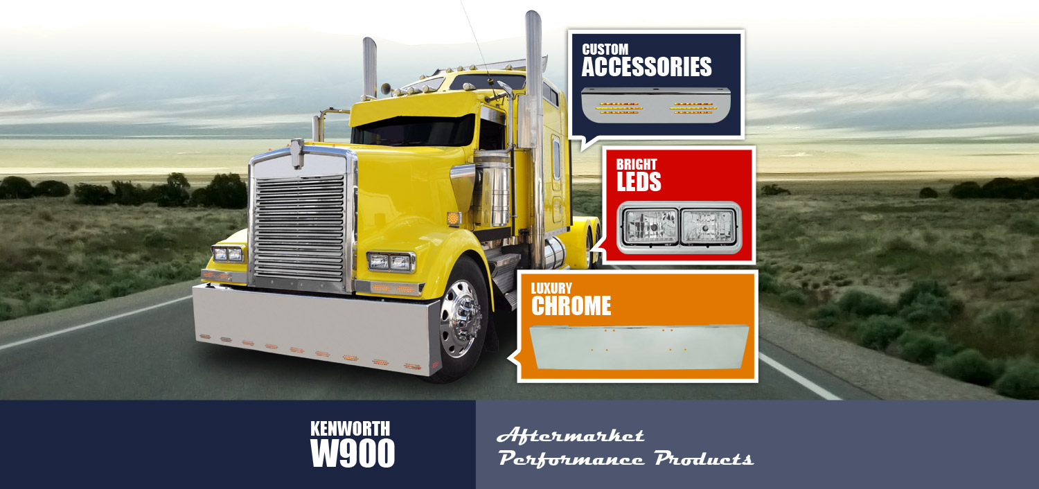 Home / Kenworth / Kenworth W900